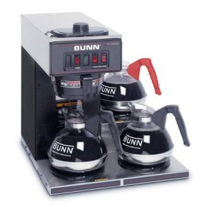 BUNN 13300.0002 VP17-2SS Pourover Commercial Coffee Brewer