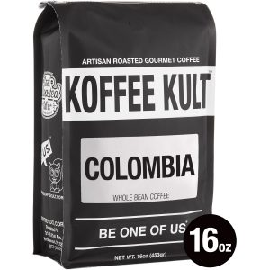 Koffee Kult Colombian Huila Fresh Coffee