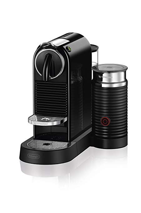 Nespresso CitiZ & Milk Espresso Machine by De'Longhi