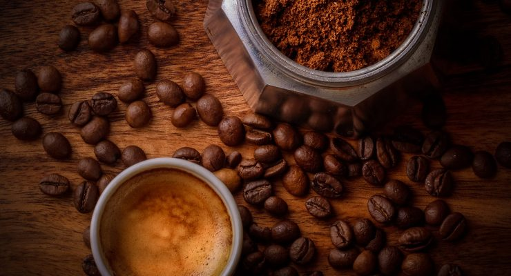 grind coffee beans without grinder