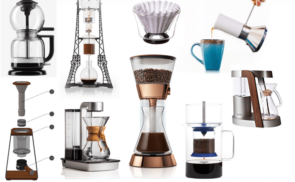 coffee brewing technology